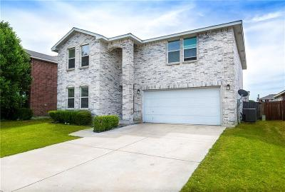 Fort Worth TX Single Family Home For Sale: $214,900