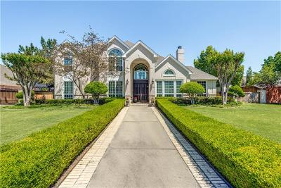 Colleyville Single Family Home For Sale: 6005 Highland Hills Lane