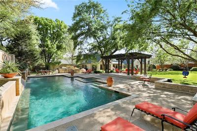 Preston Hollow, Preston Hollow Rev Single Family Home For Sale: 5115 Walnut Hill Lane