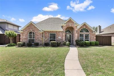 Frisco Single Family Home Active Option Contract: 10703 Wild Oak Drive