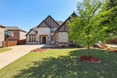 Allen Single Family Home For Sale: 1800 Reynolds Court