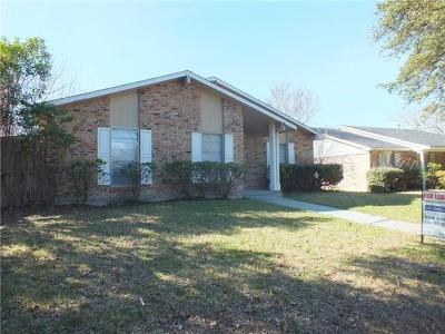 Garland Residential Lease For Lease: 4621 Sprucewood Lane