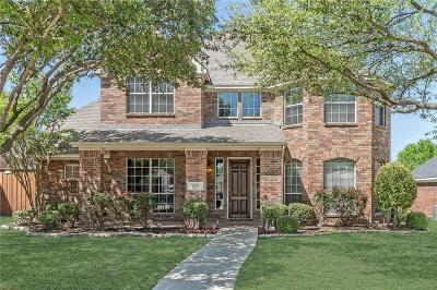Allen Single Family Home Active Option Contract: 1204 Greenway Drive