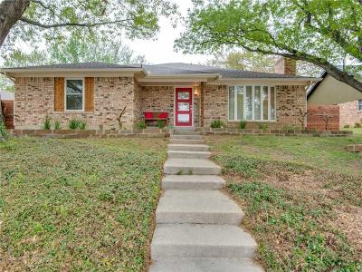 Carrollton  Residential Lease For Lease: 1949 E Branch Hollow Drive
