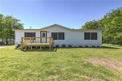 Johnson County Single Family Home Active Option Contract: 1409 County Road 805