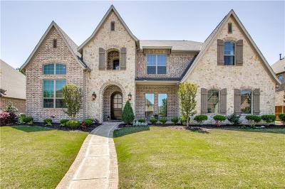 Flower Mound Single Family Home For Sale: 1937 Foxborough Trail