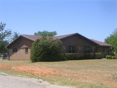Santo Single Family Home For Sale: 540 Fm Road 2201