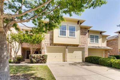 Frisco Townhouse Active Option Contract: 9962 Wake Bridge Drive