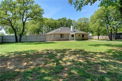 Weatherford Single Family Home For Sale: 3244 Oak Lane