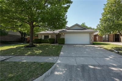 Garland Single Family Home Active Option Contract: 2602 Strother Drive