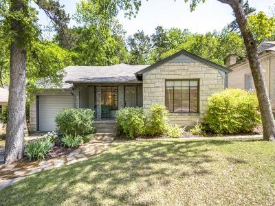 Dallas Single Family Home For Sale: 1318 Michigan Avenue