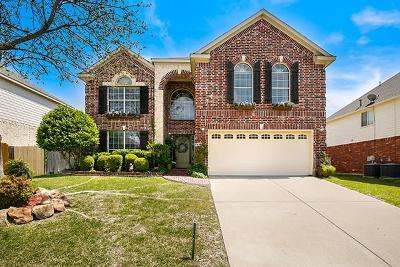 Single Family Home For Sale: 7804 Stansfield Drive