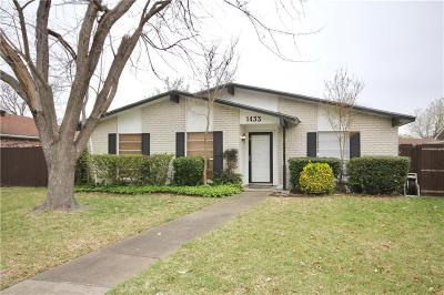 Garland Residential Lease For Lease: 1433 Meandering Way