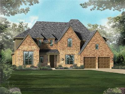 Prosper Single Family Home For Sale: 1931 Vanderbilt Drive