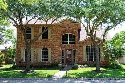 Garland Single Family Home For Sale: 2905 Periwinkle Court