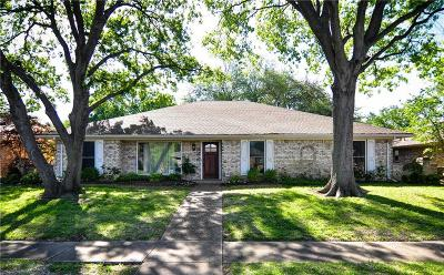 Richardson Single Family Home For Sale: 622 Birch Lane