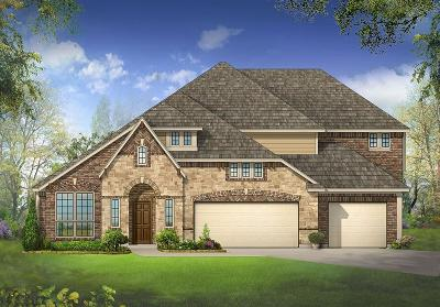 Midlothian Single Family Home For Sale: 2633 Byrd Ranch Road