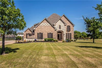 Haslet Single Family Home For Sale: 10916 Morton Hill Lane