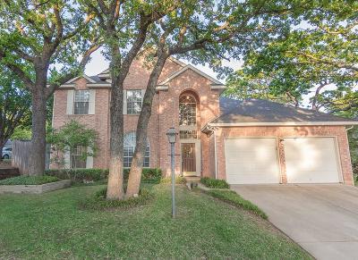 Arlington Single Family Home For Sale: 4316 Solitude Court