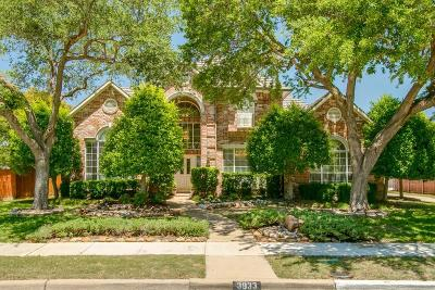 Plano Single Family Home For Sale: 3933 Woodlawn Lane