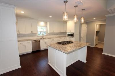 Fort Worth Single Family Home For Sale: 3809 Piedmont Road