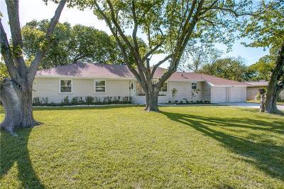 Dallas Single Family Home For Sale: 9525 Marimont Lane