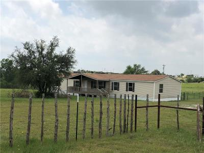 Stephenville Single Family Home For Sale: 5285 County Road 182