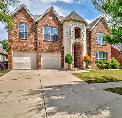 Frisco Single Family Home For Sale: 12020 Eden Lane
