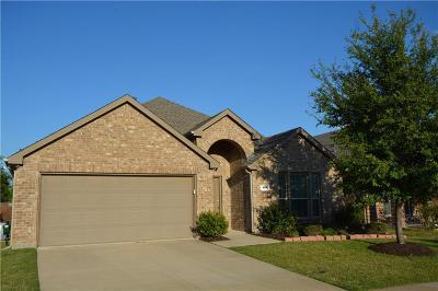 McKinney Single Family Home For Sale: 413 Roger Graves Circle
