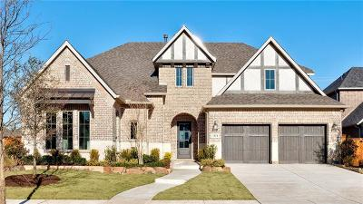 Frisco Single Family Home For Sale: 1034 Stampede Drive
