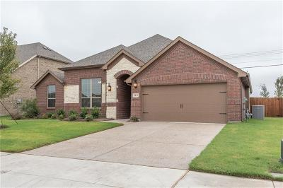Melissa Single Family Home For Sale: 2821 Winchester