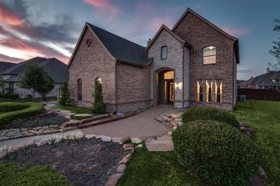 Prosper Single Family Home For Sale: 1401 Monticello Drive