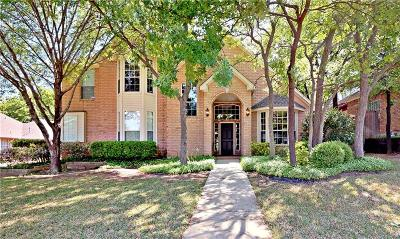Denton Single Family Home For Sale: 1516 Gatewood Drive