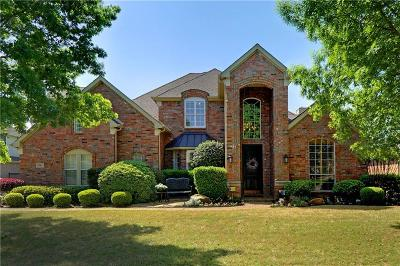 Southlake Single Family Home For Sale: 804 Wentwood Drive