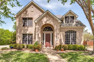 Allen Single Family Home For Sale: 1510 Drexel Court