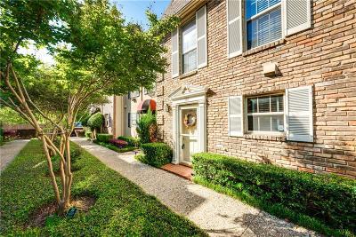 Dallas Condo For Sale: 4017 Buena Vista Street #101