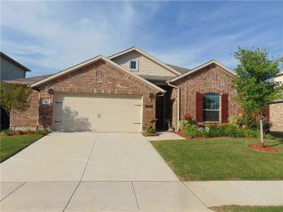 Little Elm Single Family Home For Sale: 2505 Sun Creek Drive