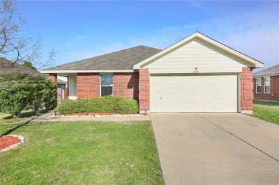 Anna TX Single Family Home For Sale: $205,500