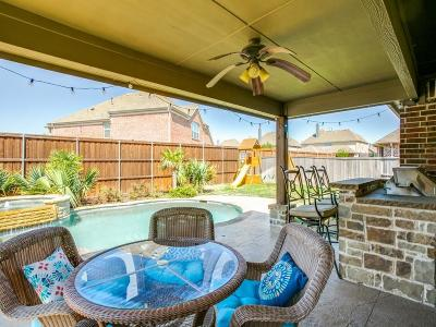 Frisco Single Family Home For Sale: 13927 Matthew Lane