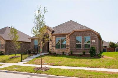Red Oak Single Family Home For Sale: 205 Melody