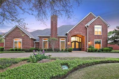 Single Family Home For Sale: 17509 Spyglass Circle