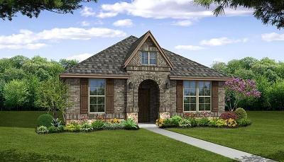 Little Elm Single Family Home For Sale: 2105 Barx Drive