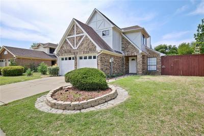 Plano Single Family Home For Sale: 6841 Tudor Drive