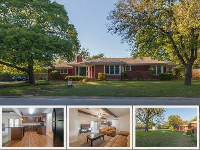 Richland Hills Single Family Home For Sale: 6939 Hovenkamp Avenue