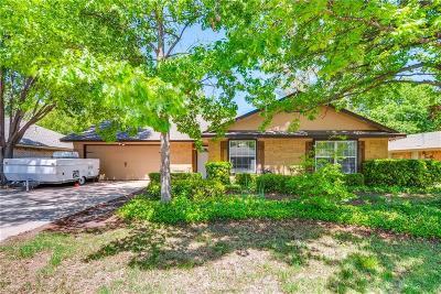 Denton Single Family Home For Sale: 2721 Chebi Lane