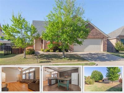 Denton Single Family Home For Sale: 2713 Arabian Avenue