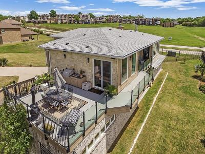 Rockwall Single Family Home For Sale: 299 Harborview Drive