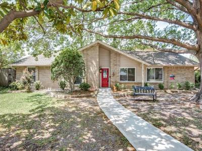 Carrollton Single Family Home For Sale: 1507 Shannon Court