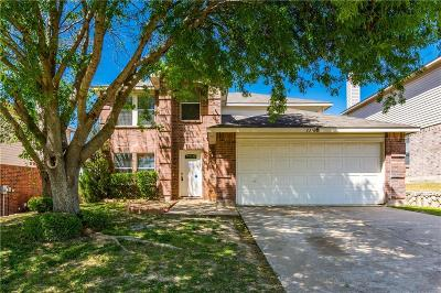McKinney Single Family Home For Sale: 2316 Spruce Meadow Lane