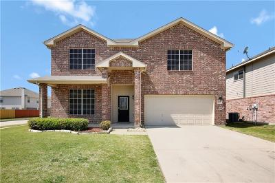 Single Family Home For Sale: 8501 Star Thistle Drive